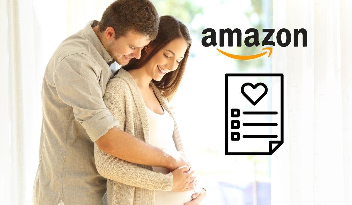 amazon baby wunschliste